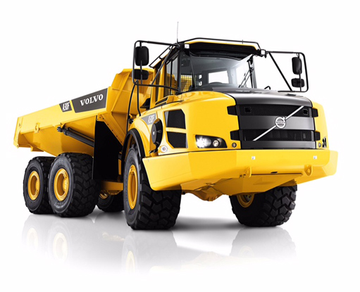 Volvo-Articulated-Dump-Truck-Earthworks